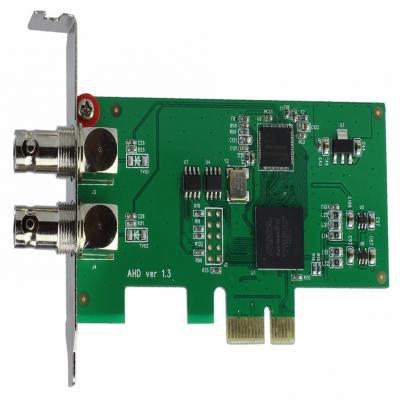 2路1080P AHD PCI-E 全实时 医疗视频采集卡SDK